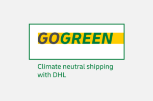 Climate neutral shipping with DHL